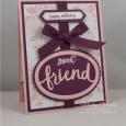 Happy Birthday Gorgeous -- Linda's Birthday Card