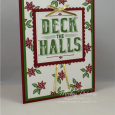 Carols Of Christmas -- Deck The Halls Take 2