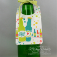 Bubble Over -- Birthday Brew Bottle Tag