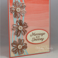 Stamp Review Crew - Flower Shop in Copper