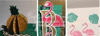 Fancy Flamingo Gift Set SP