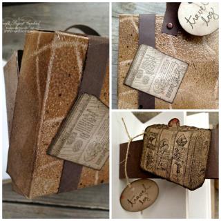 Traveler Travel Log Gift Set SP