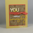 Amazing You -- You Are Simply Amazing (Daffodil Delight)