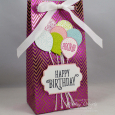 Happy Birthday Gorgeous -- Happy Birthday Gift Bag