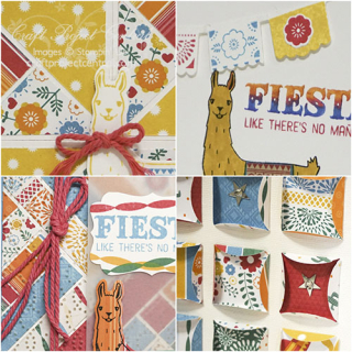 Colorful Fiesta Quilt Designs SP