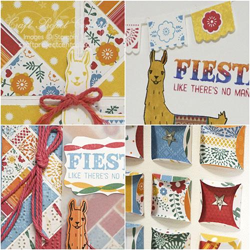 Colorful Fiesta Quilt Designs SP