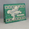 So Very Much -- A Simple Thank You Card