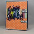 Happy Birthday Gorgeous -- Happy Belated Birthday To You