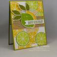 Lemon Zest -- Happy Birthday