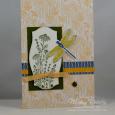 Dragonfly Garden -- Thank You Card