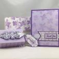 Parcels & Petals -- Thank You Card & Gift Box