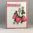 Sweet Strawberry -- Thank You